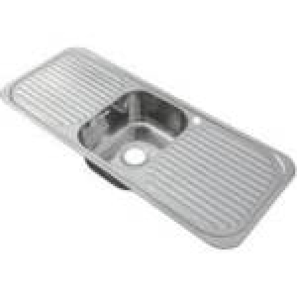Double Plated Kitchen Sink