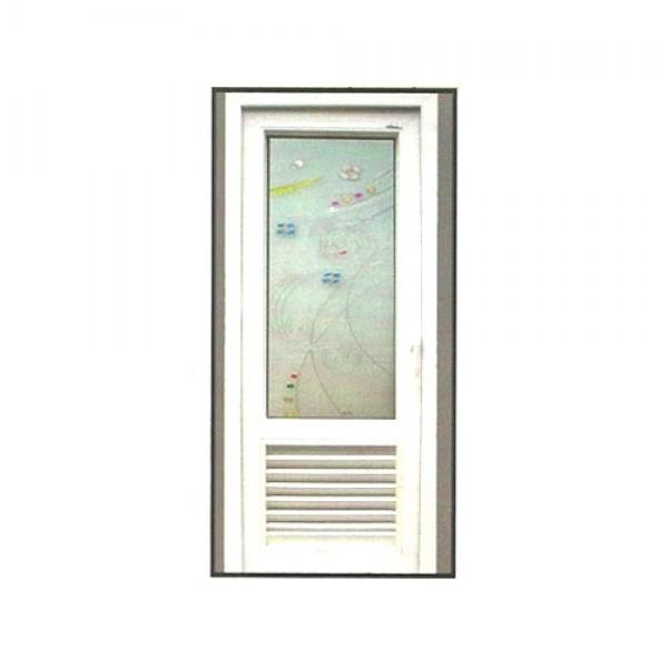 Aluminium Bathroom door(188x68cm)